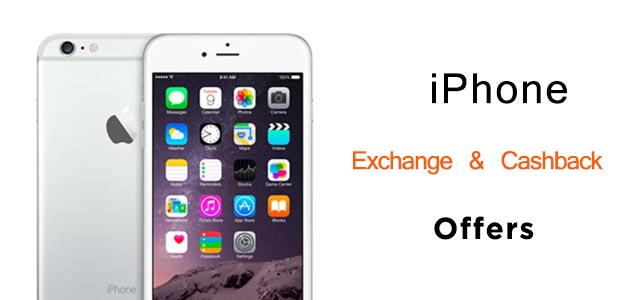 Iphone exchange offers
